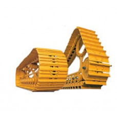 BEML BD-80 Crawler Bulldozer Undercarriage