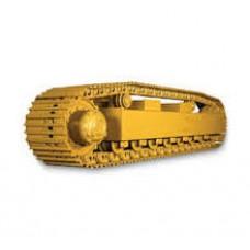 Hyundai H80LGP Crawler Bulldozer Undercarriage